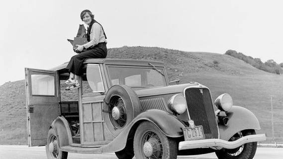 © Dorothea Lange (1936)