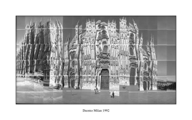 139_Collage Duomo Milan1992A