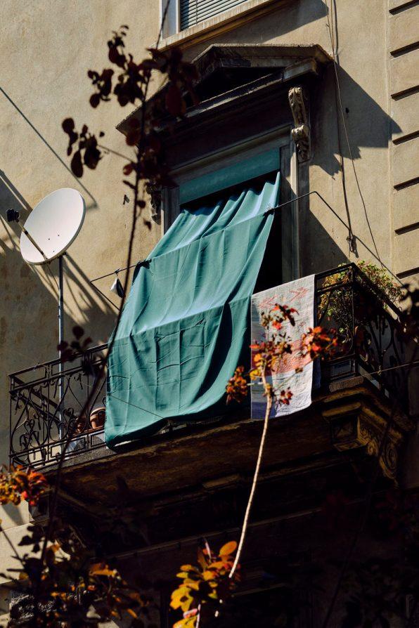 Via Sarpi, Gaia Blu