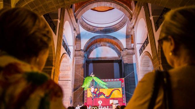 Representación de D'Click en la Compañía. Fotografía de www.fotografiaismael.es