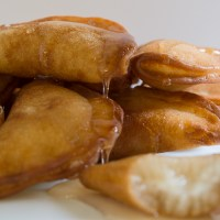World's First - Vegan Atayef