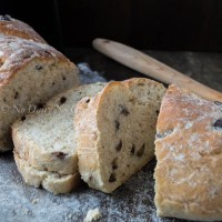 Super Easy to Make Homemade Olive Bread