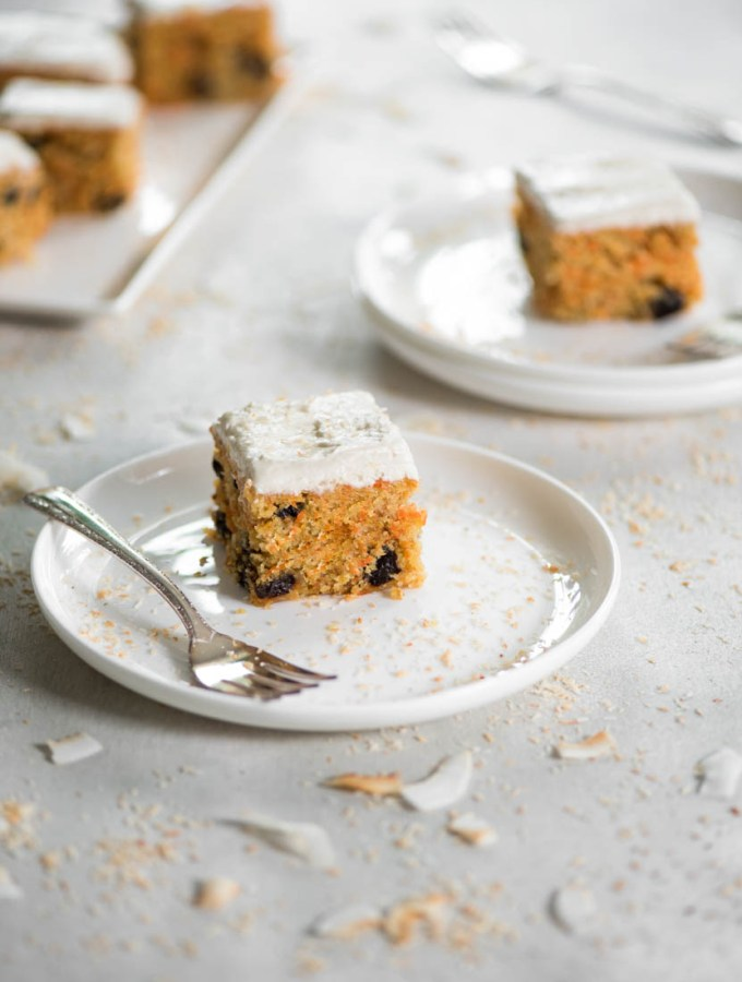 Deliciously Perfect Carrot Cake