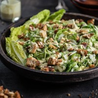 Healthy 5-Minute Caesar Salad