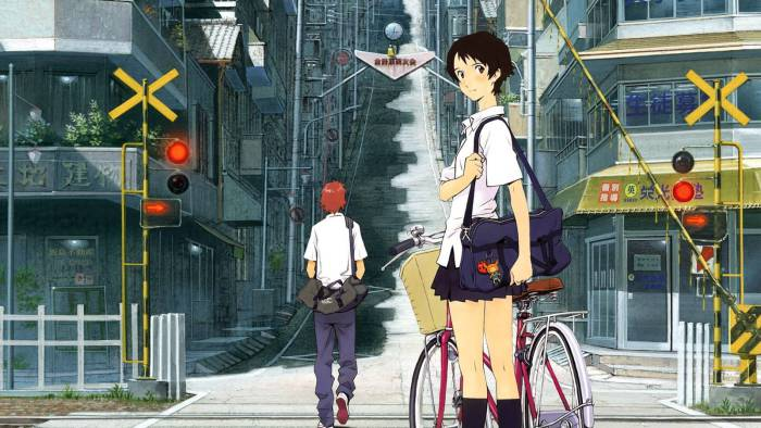 The Girl Who Leapt Through Time Wallpaper 1920x1080 17 Animes Incr 237 Veis Com Protagonistas Femininas
