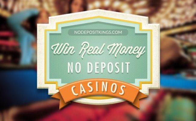 Win Real Money No Deposit Required Casinos
