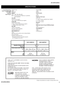 SONY KDF-55WF655 Service Manual — download free