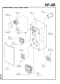 JBL HP 8B Service Manual — download free