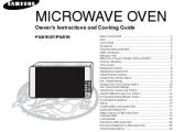 Samsung FG87KST user manuals download