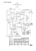 Sanyo EM-S8000BS Service Manual — download free