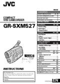 JVC GR-SXM527U user manuals download