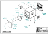 Hughes & Kettner Lucas 600 Bass Electrical circuit
