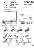 Kenwood KVT-M707 Service Manual — download free