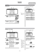 SONY ZS-2000 Service Manual — download free