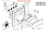 Noritsu LPP-1200 Parts list — download free
