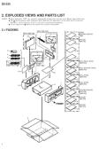Pioneer DV-530/WVXJ Service Manual — download free