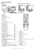 Sharp LD26SH3U Service Manual — download free