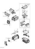 JVC GZ-MG130US Parts list — download free