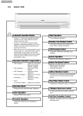 Panasonic CS-C28DKF Service Manual — download free