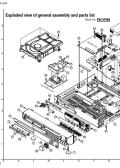 JVC TH-A35 Parts list — download free