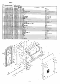 Sharp SF-S15 Parts list — download free
