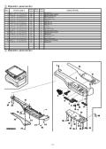 Sharp AR-1118 Parts list — download free