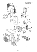 Sanyo SPW-CR253EL5-E Service Manual — download free