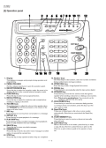 Sharp FO-475, UX-258 Service Manual — download free