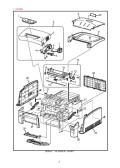 Brother HL-4000CN Parts list — download free