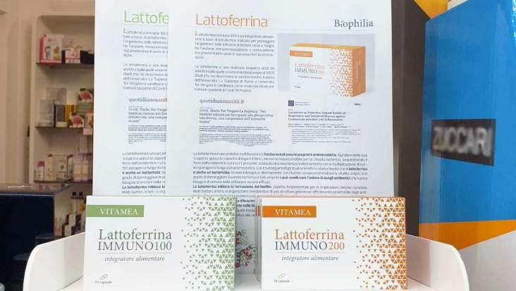 vendita Lattoferrina farmacie di Avellino