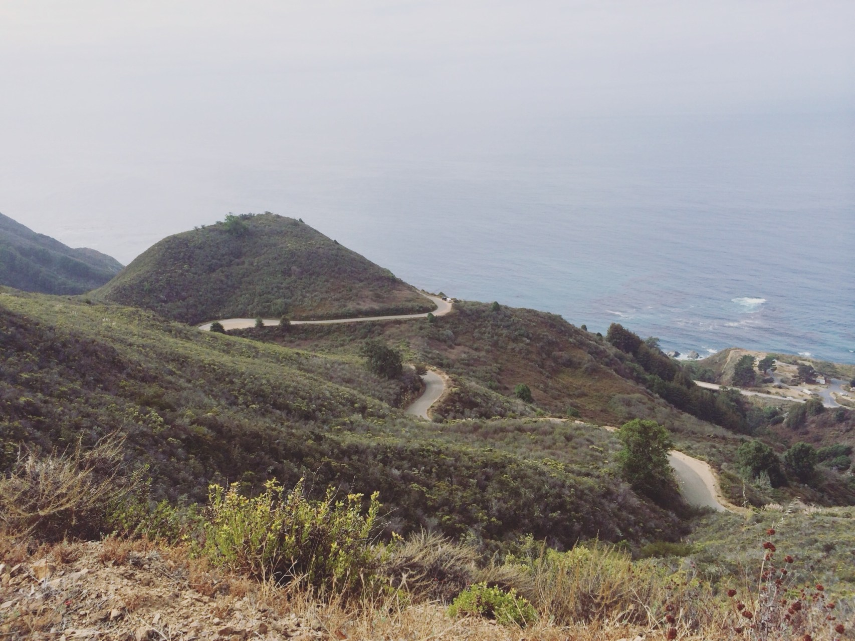 Nacimiento Road. Steady, 7.5-8 mile climb (with steeper bits, though not very steep, at the start).