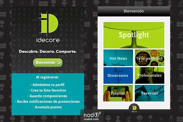 iDecore (Registro)