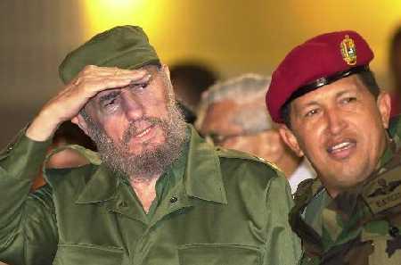 Hugo and Castro