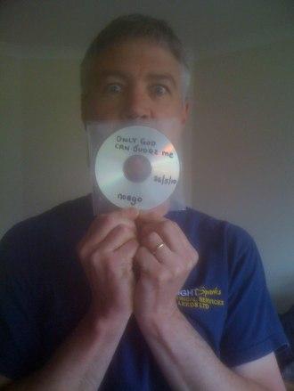 Tony Fallon - only god can judge me