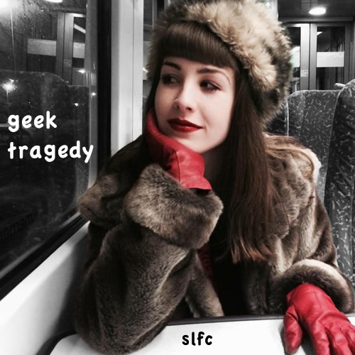 Slfc – Geek Tragedy CD