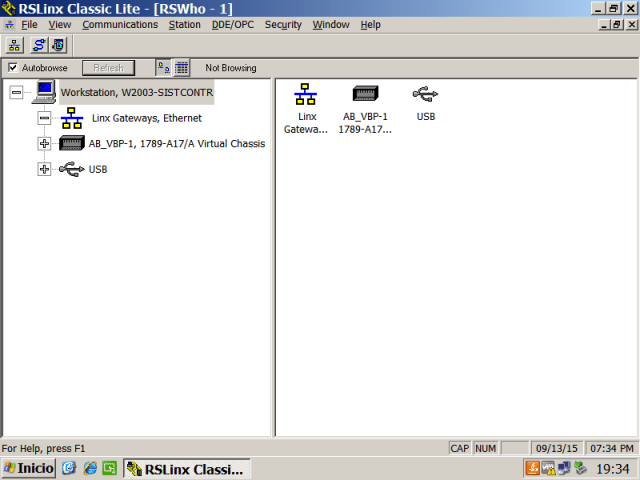 CLRSLinx7
