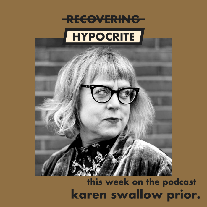 Snowflakes, Satire, and Shame (a conversation with Karen Swallow Prior)
