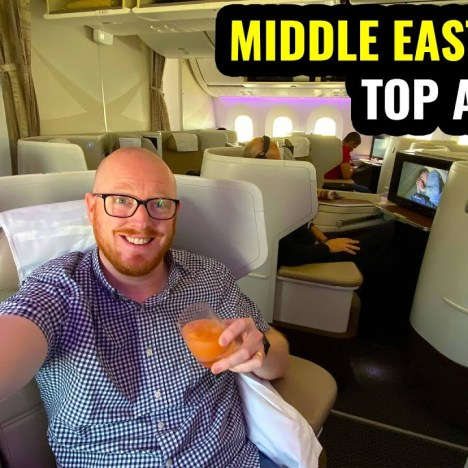 MALAYSIA AIRLINES Airbus A330-200 Business Class Review