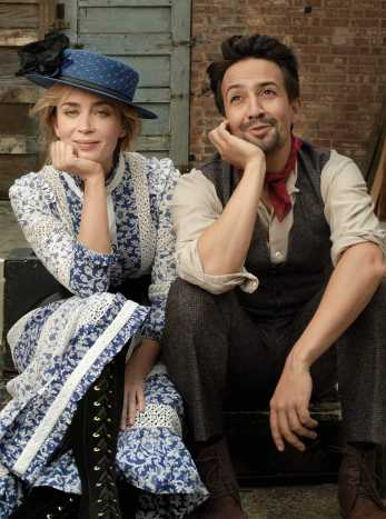 Emily-Blunt-Lin-Manuel-Miranda-photographed-by-Annie-Leibovitz-for-Vogue-December-03