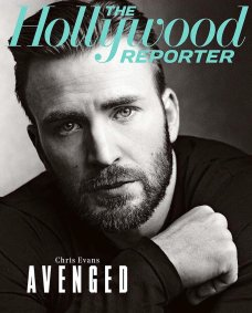 Chris Evans - The Hollywood Reporter 01
