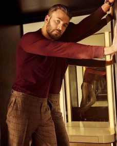 Chris Evans - The Hollywood Reporter 03