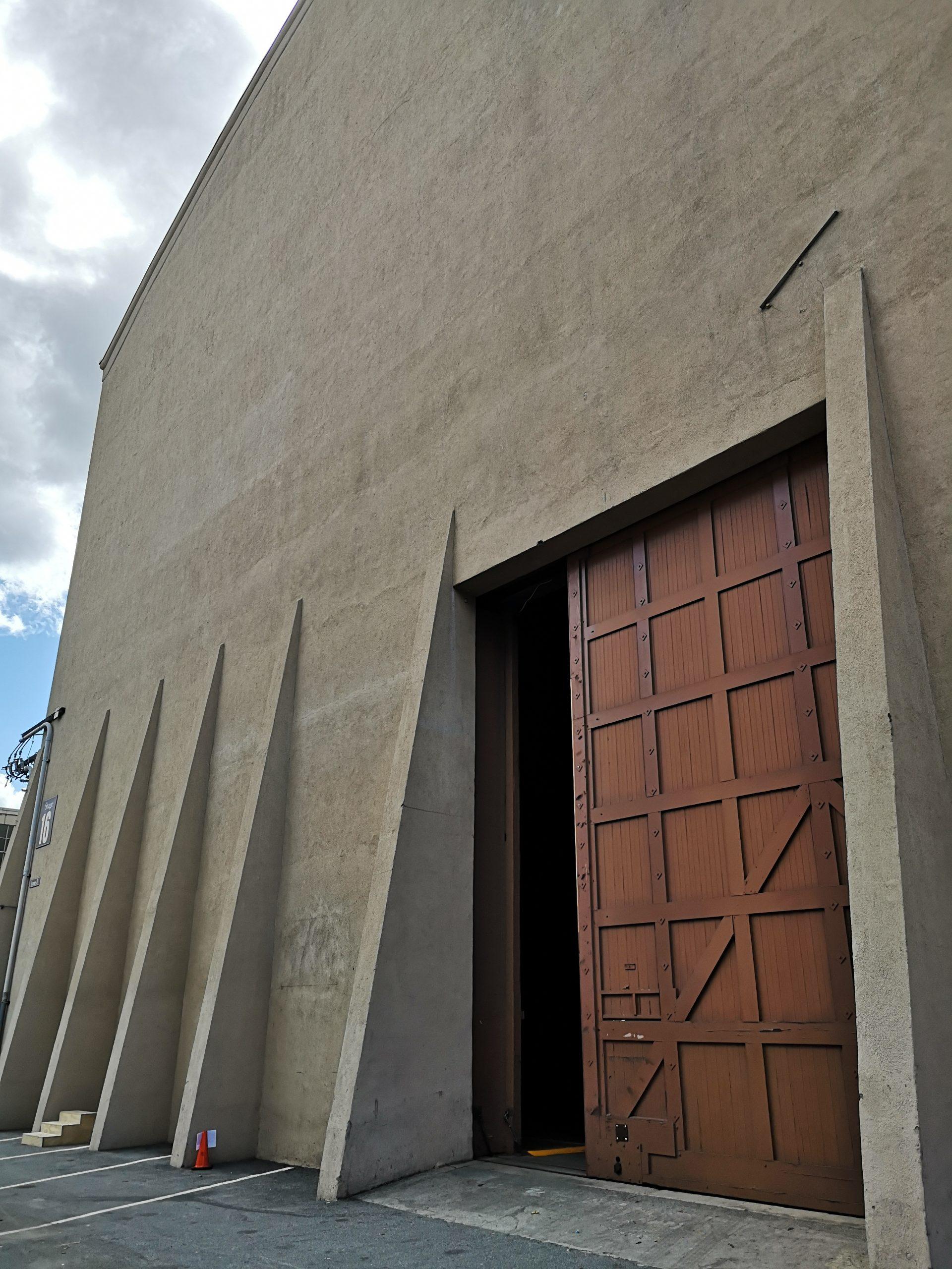 Exterior estudio WB Hollywood
