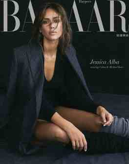 Jessica Alba – Harper's Bazaar Taiwan 01