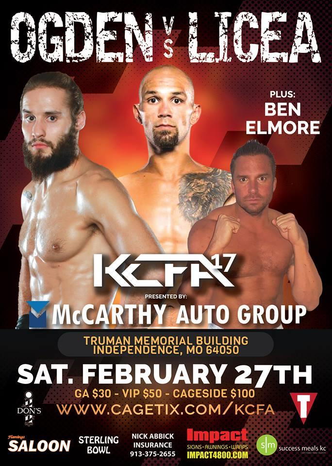 KCFA 17 Poster