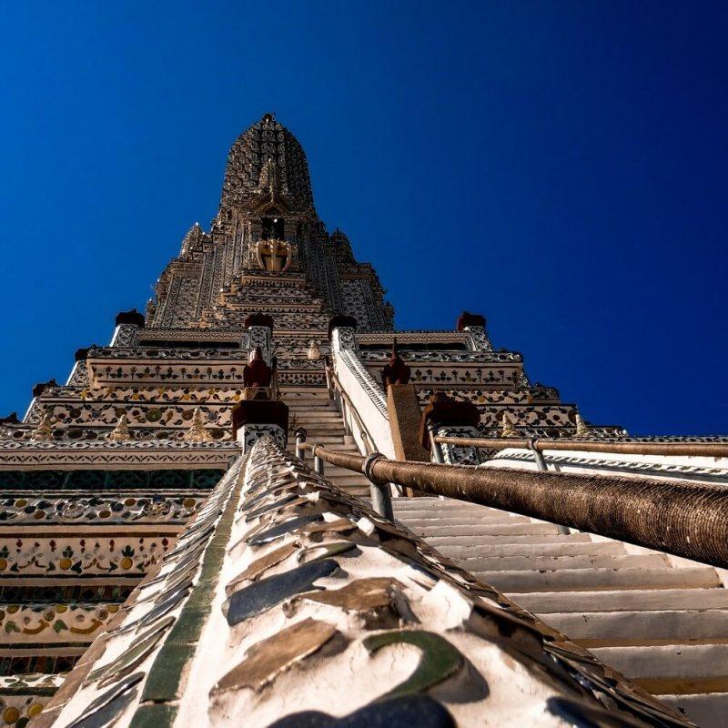 Wat Arun Bangkok facts about thailand
