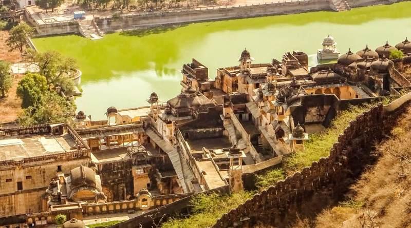 View from Bundi Fort