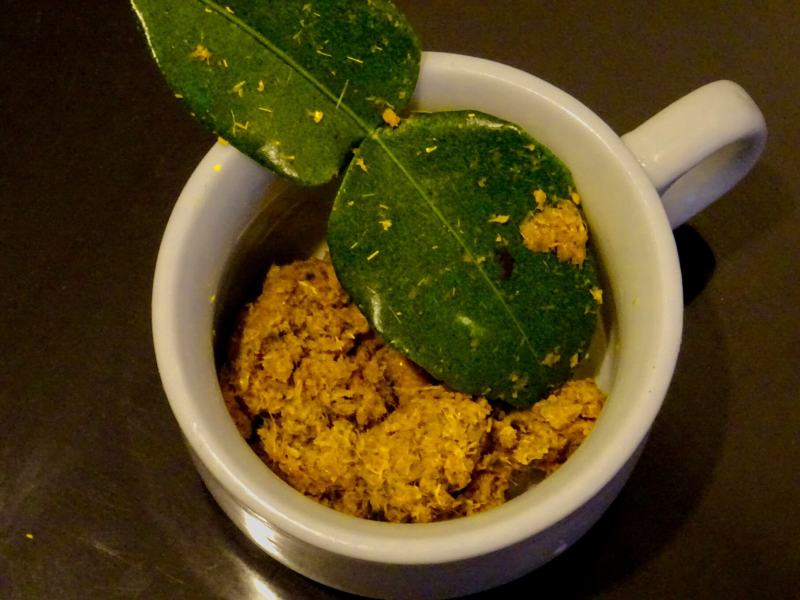 Cambodian Yellow Curry Paste Kroeung