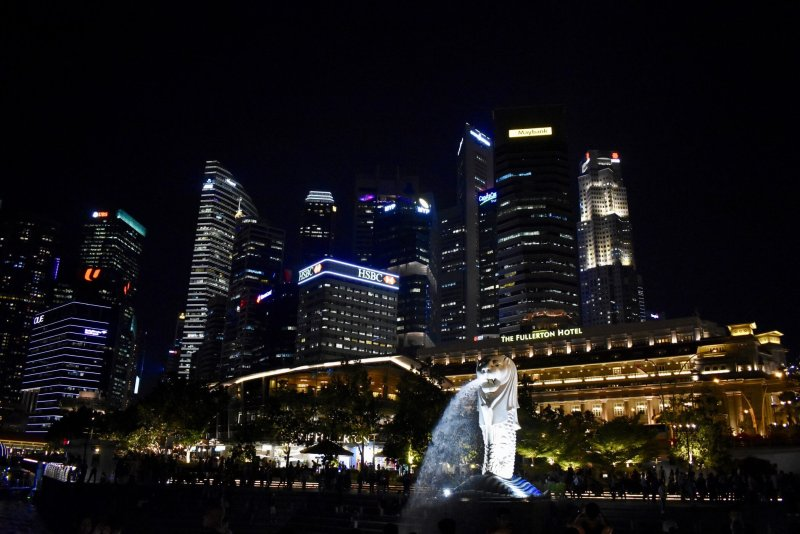 Two Days in Singapore