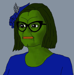 politically correct triggered pepe
