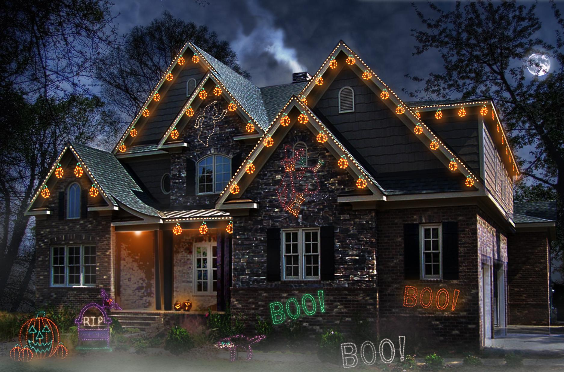 Awesome Christmas Light Displays